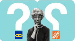 Ikea Versus Home Depot That Is The