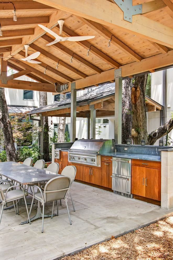25+ Incredible Outdoor Kitchen Ideas לוח השראה Outdoor kitchen