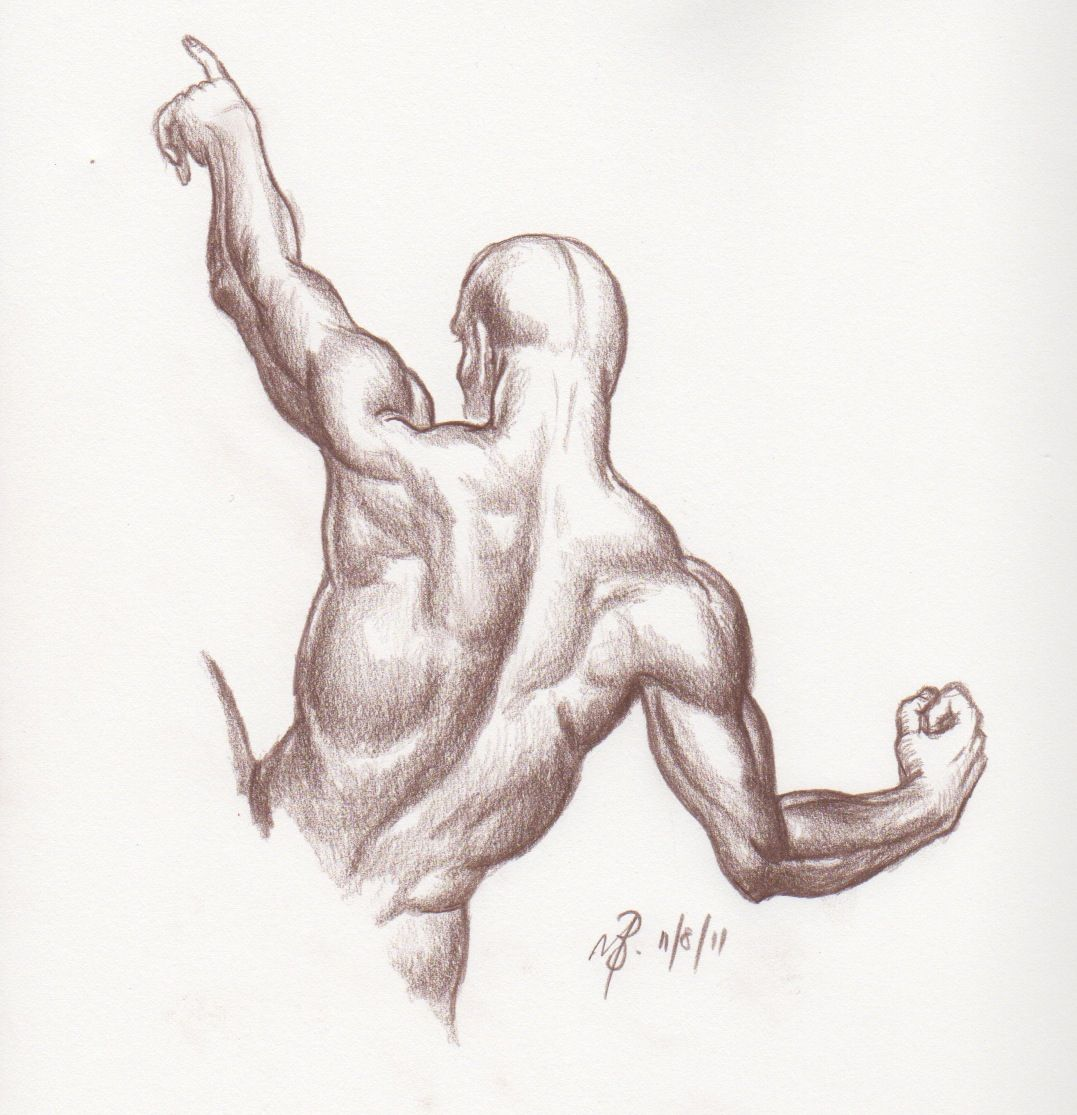 Pencil drawing of human body google search
