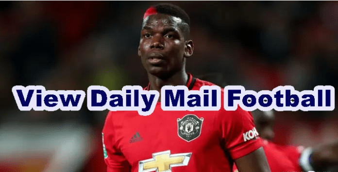 View Daily Mail Football How To Get Daily Mail Football App Daily Mail Football Football App Daily Mail Daily Mail News