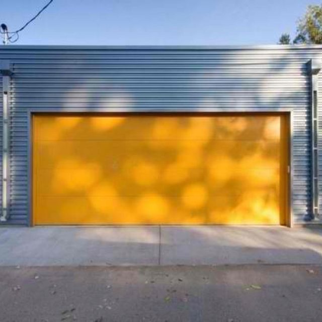 Modern Garage Door Garage Doors Metal Siding House Modern Garage Doors