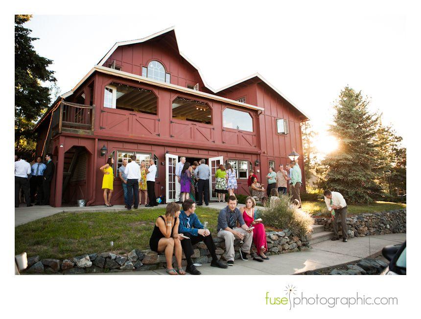 Meadows At Marshdale Barn Wedding