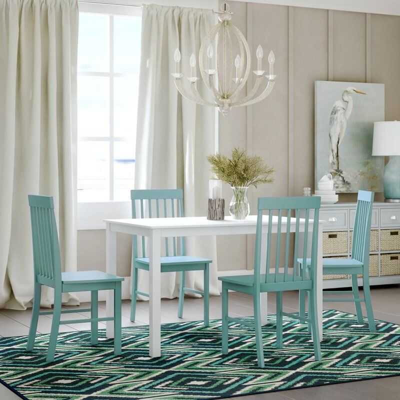 Endicott 5 Piece Dining Set In 2020 With Images 5 Piece Dining