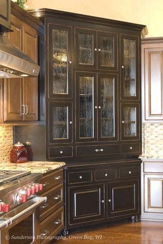 Spectacular Details In This Open Concept Home With A Mediterranian Flair Mediterranean Kitchen Mediterranean Style Kitchens Built In Pantry Home Decor Kitchen