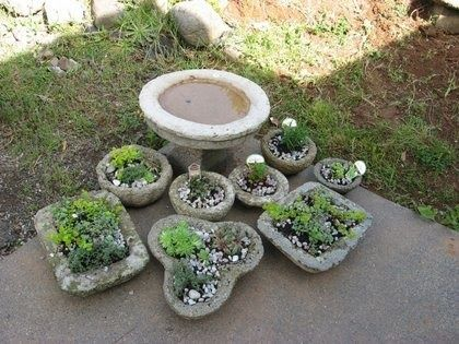 hypertufa gardening