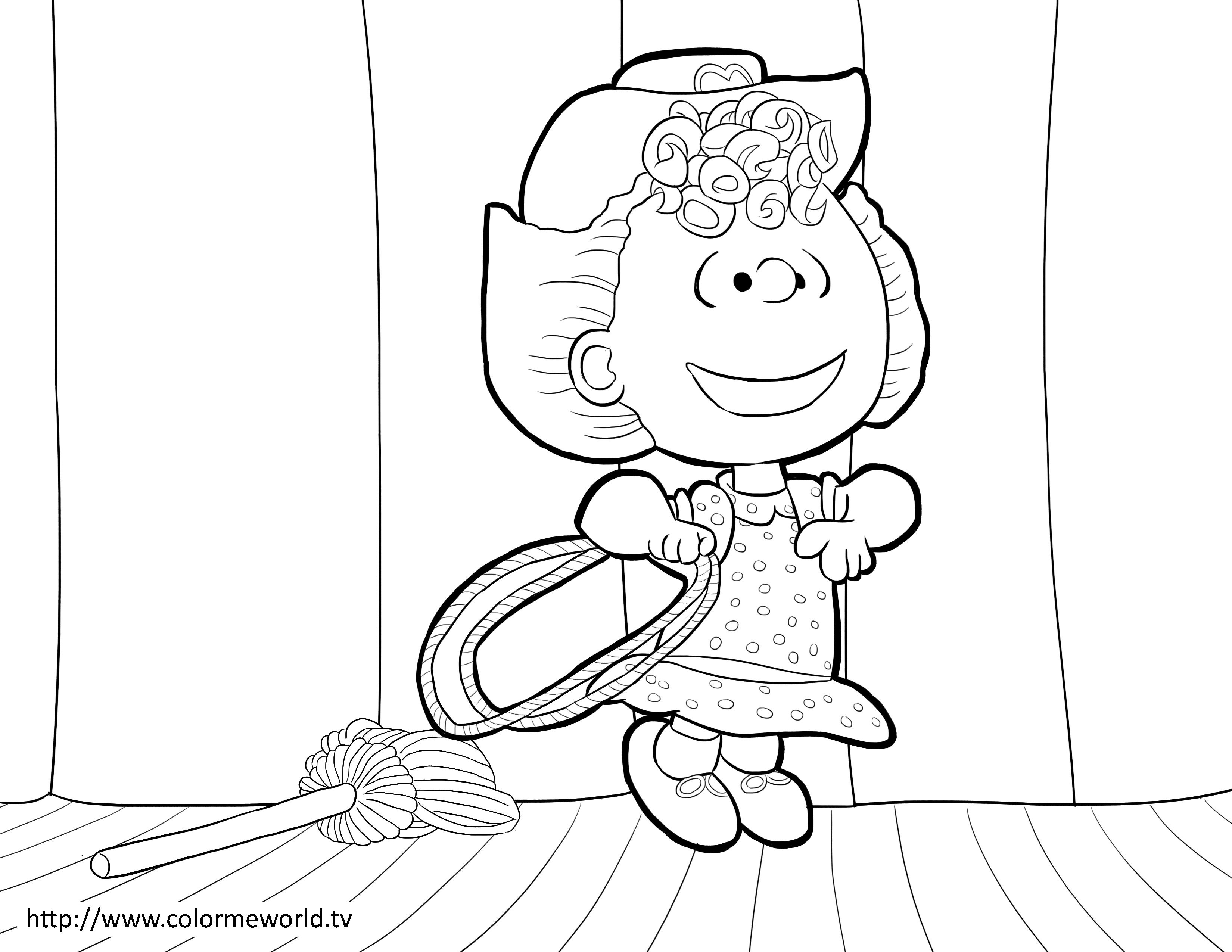 Sally Brown Pdf Printable Coloring Page Peanuts Coloring Pages Quote Coloring Pages Printable Coloring Pages