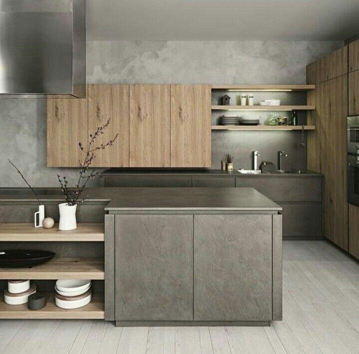 Pin di Karina Rubira su Studio Apartments   Pinterest   Cucine ...