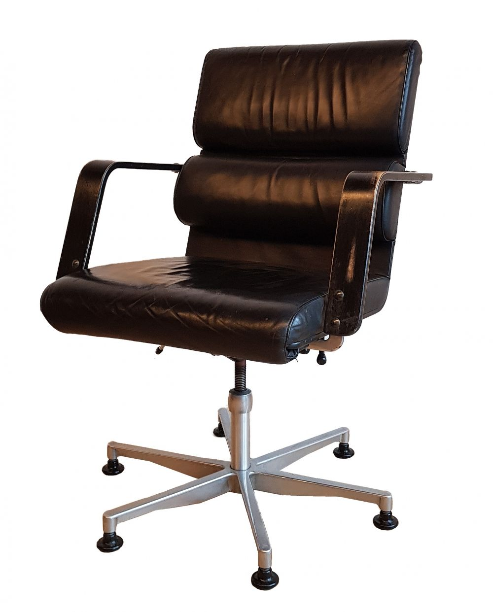 For Sale Office Chair By Yrjo Kukkapuro For Haimi Finland