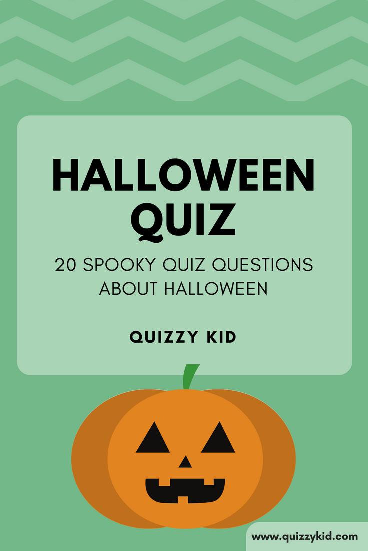 32++ Halloween trivia multiple choice ideas