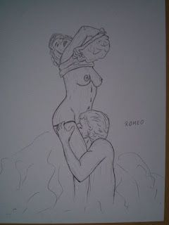 Desenhos eroticos