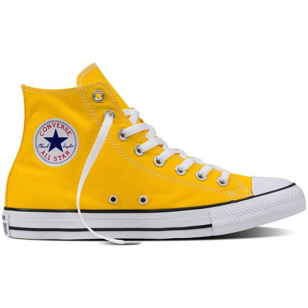 Converse Chuck Taylor All Star Fresh Colors – lemon chrome