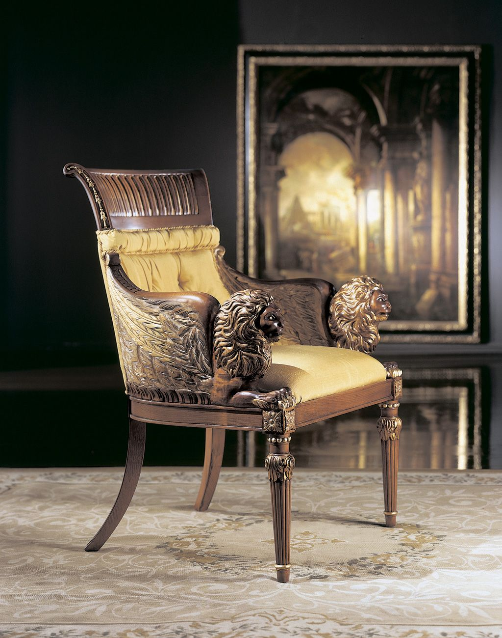 Zanaboni Salotti Classici.Luxury Furniture Design Zanaboni Salotti Classici S N C