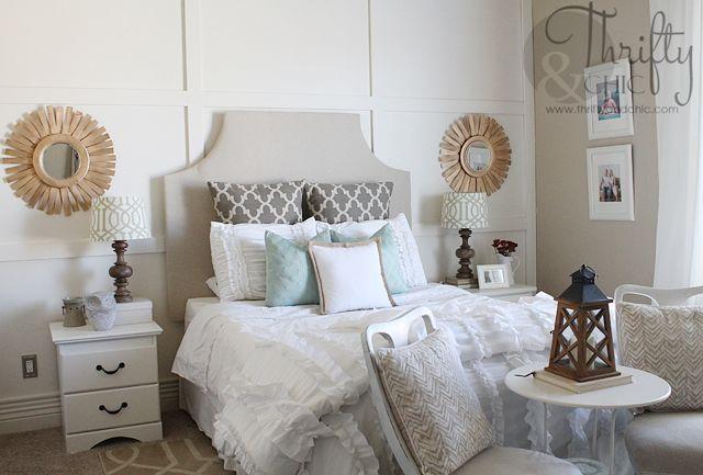 $500 Master Bedroom Makeover