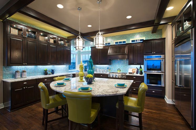 Traditional Kitchenmary Dewalt Design Group  خواطر Glamorous Custom Design Kitchen Review