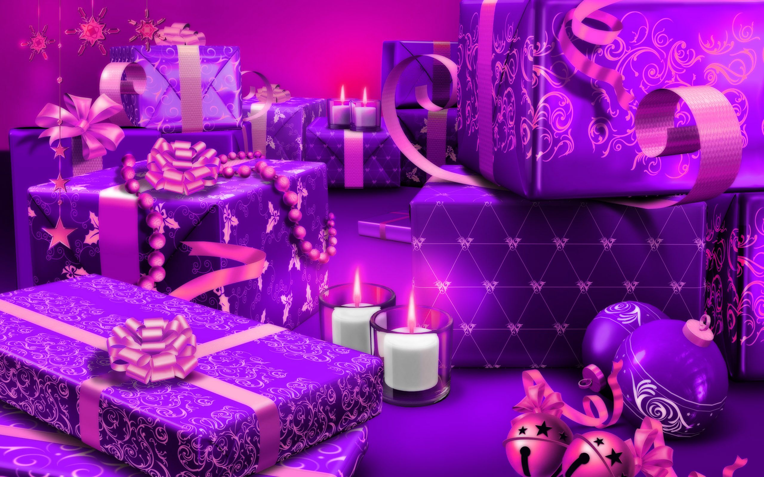 purple presents Gifts Wallpapers Wallpaper iphone