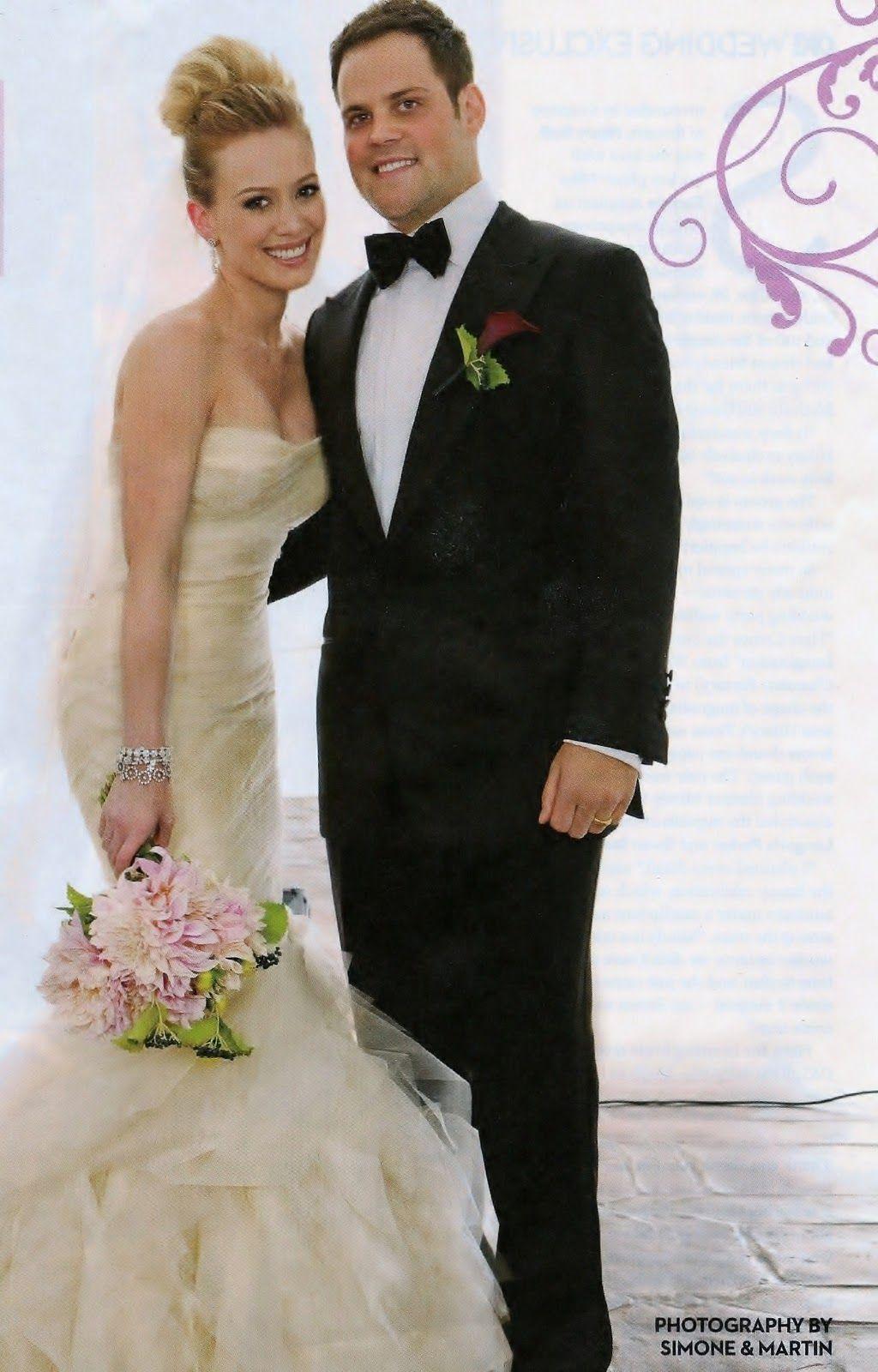 Bostonstylista Hilary Duff S Glamorous Wedding Hair Do Tips Beruhmte Hochzeitskleider Hochzeitsfeier Ideen Brautrede