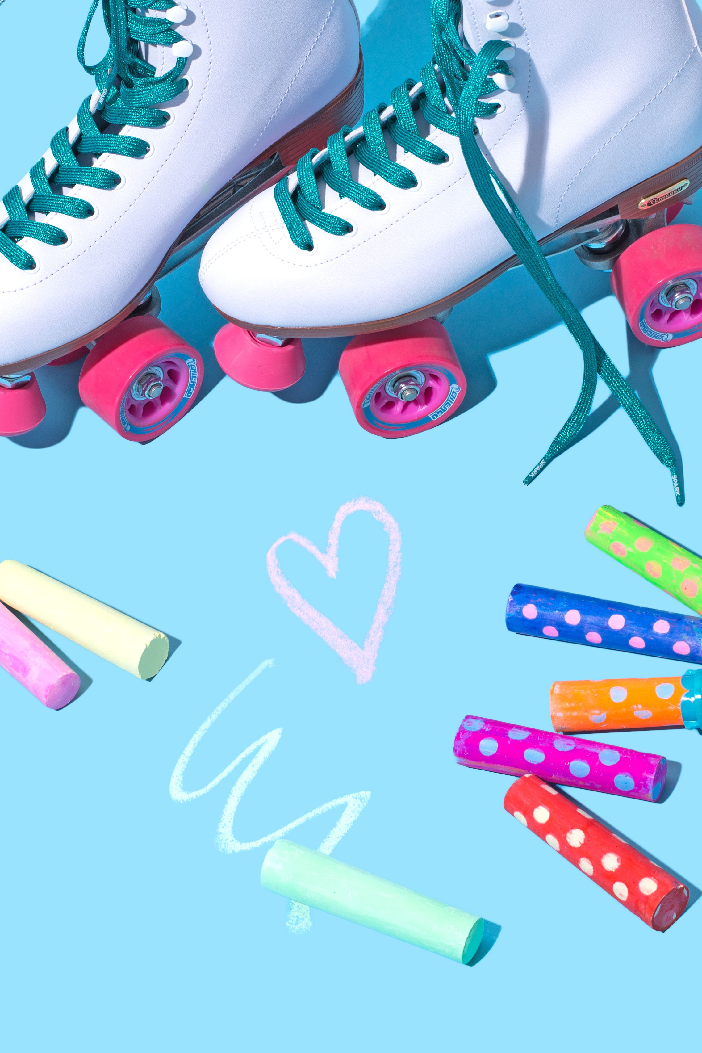 Rollin' In / Violet Tinder Studios for Yoobi | Pastel ...