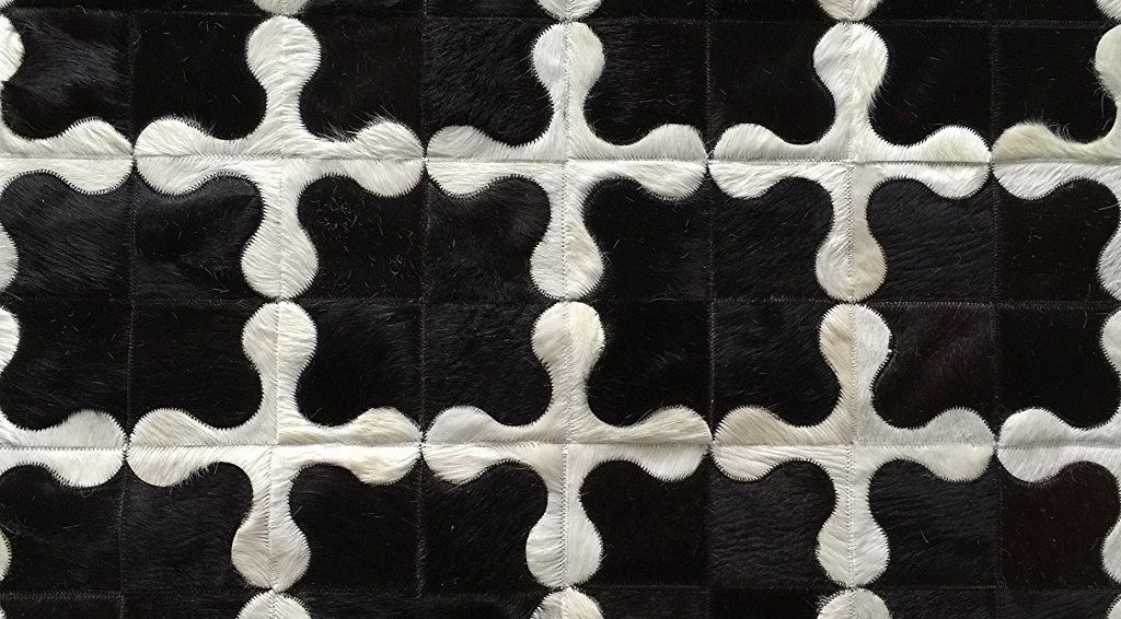We Are A Small Artisanal Factory Located In Buenos Aires Argentina We Make Custom Cowhide Patchwork Rugs C Patchwork Cowhide Rug Cow Hide Rug Patchwork Rugs
