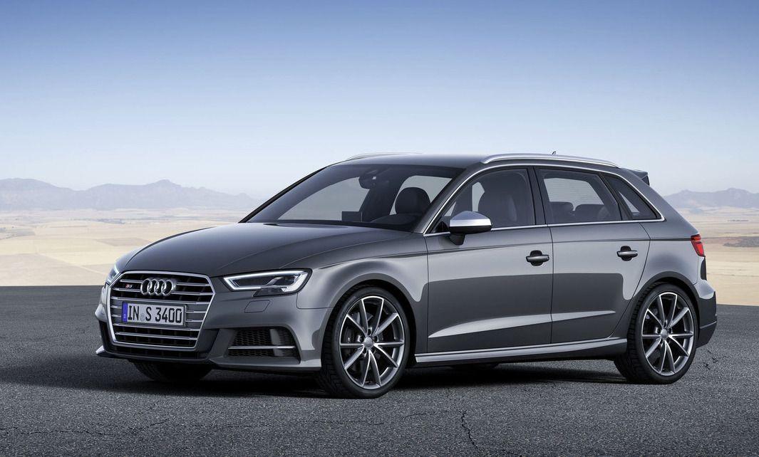 2016 Audi S3 Sportback Save image
