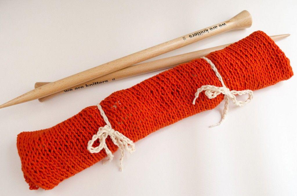 Free pattern: Needle Case   Crochet case, Knitting needle ...