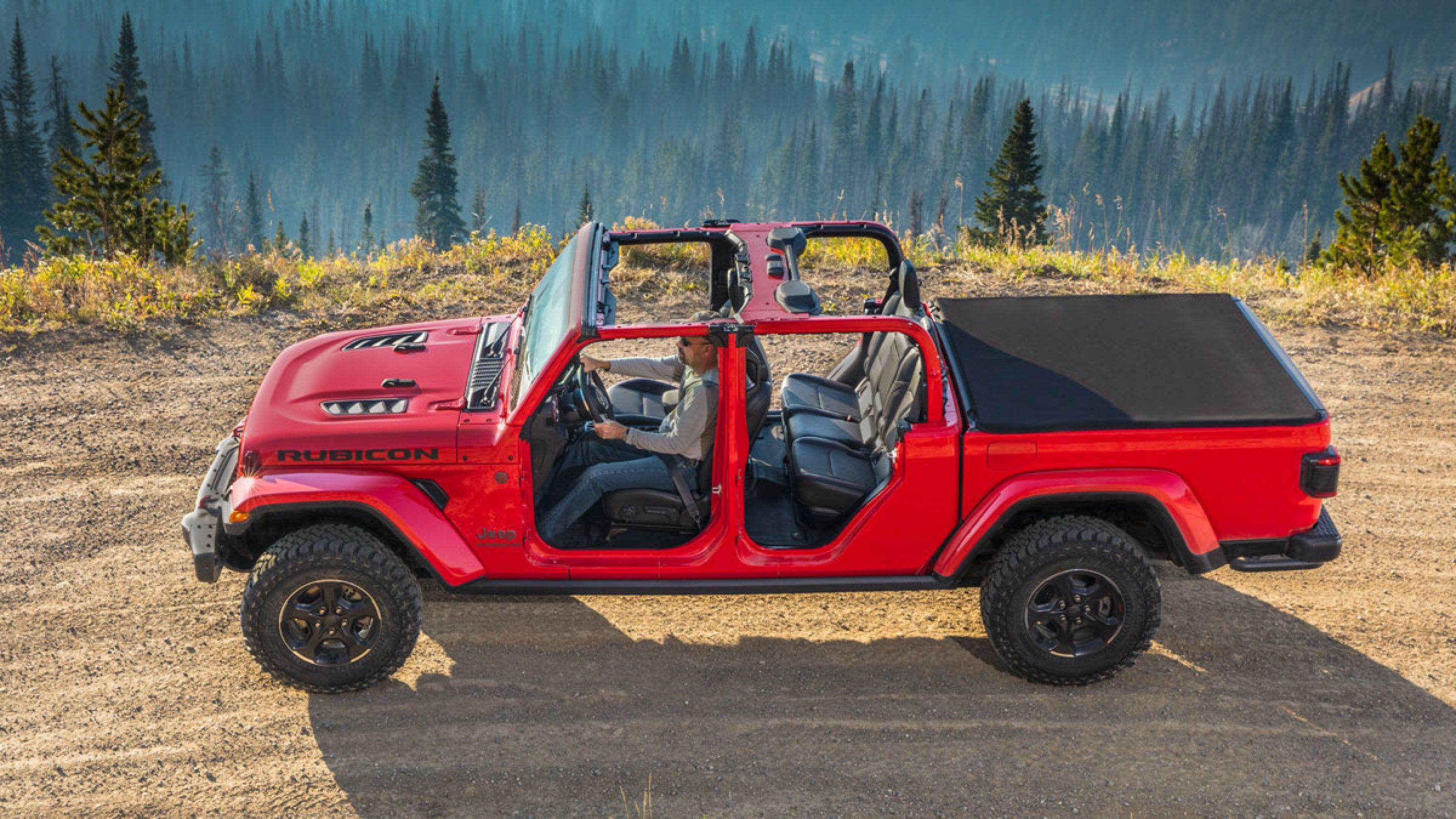 2020 Jeep Gladiator Official Gallery Jeep Gladiator Jeep