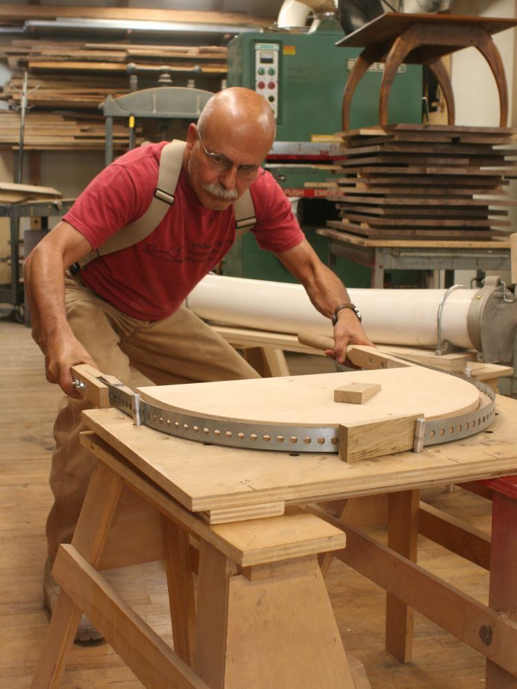 Come See Steam Bending Presentations With Alan Turner And