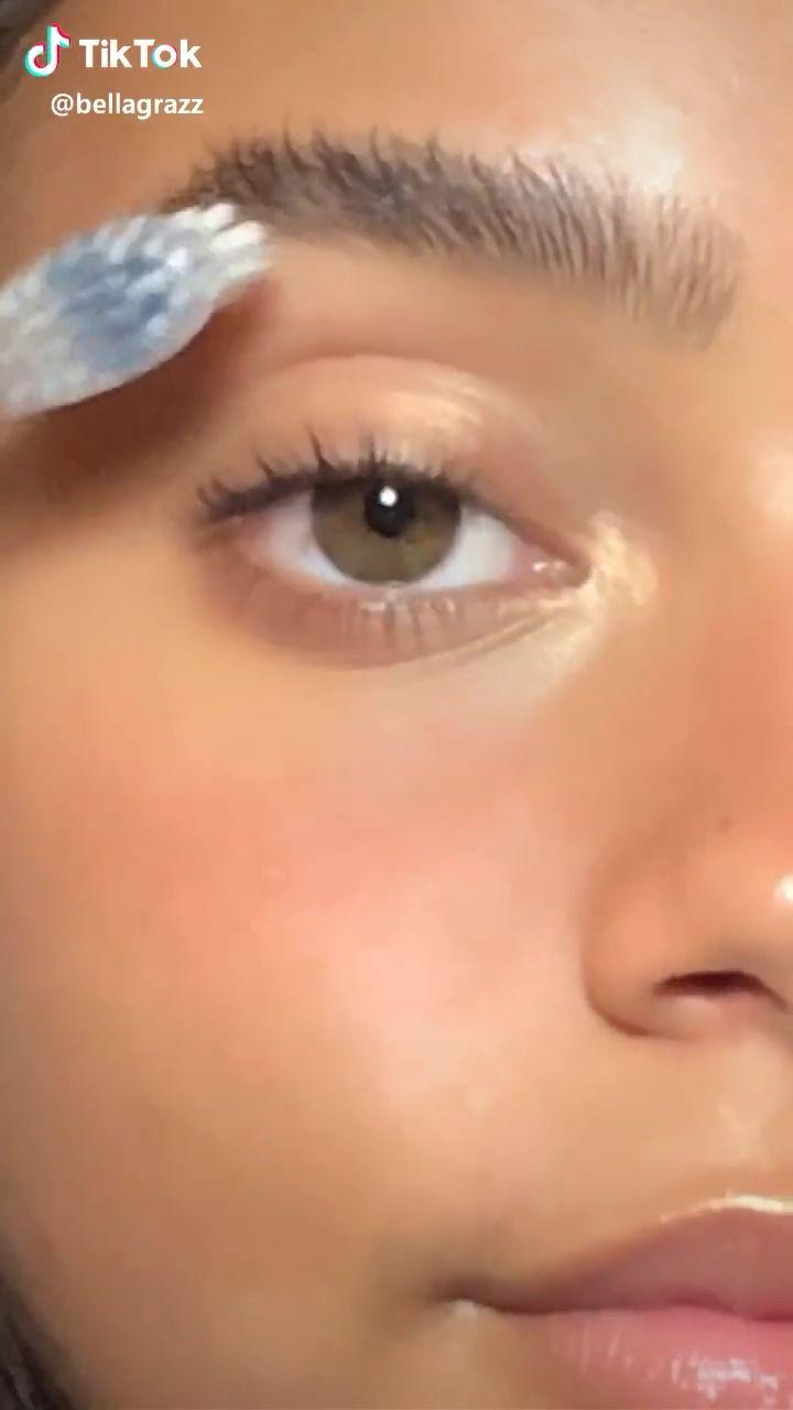 Photo of Simple makeup tutorial 💗