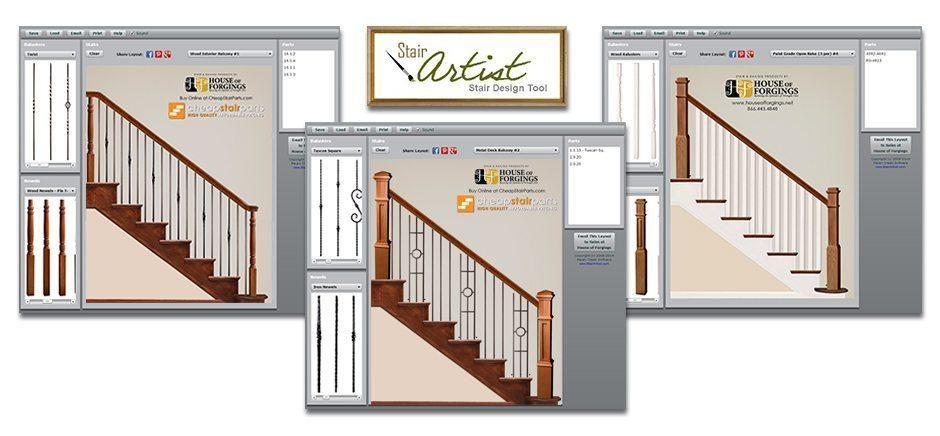 Best Stairartist – Stair Design Tool Stairs Design Iron 640 x 480