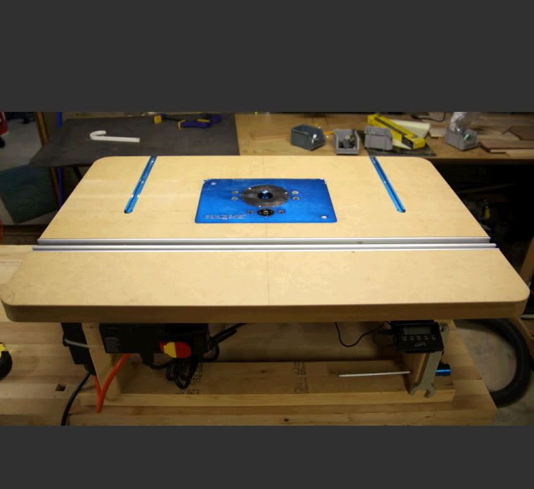 More Router Table Ideas