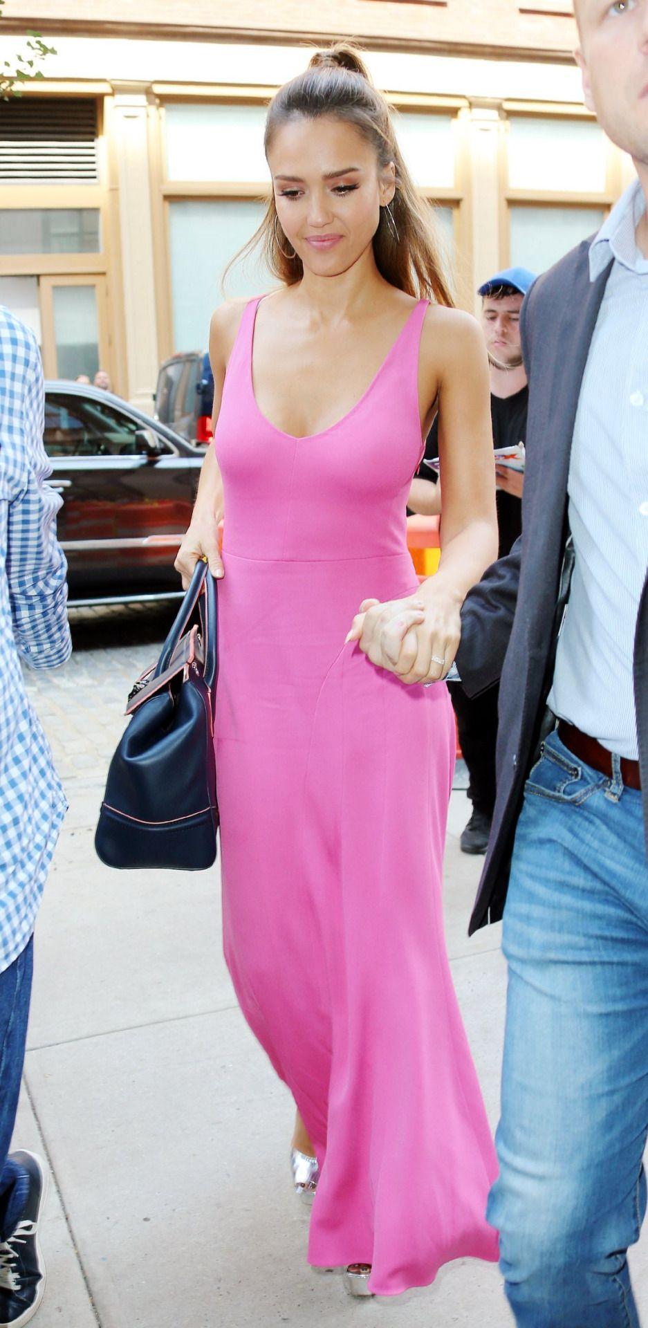 Jessica alba soon to be wardrobe d pinterest jessica alba