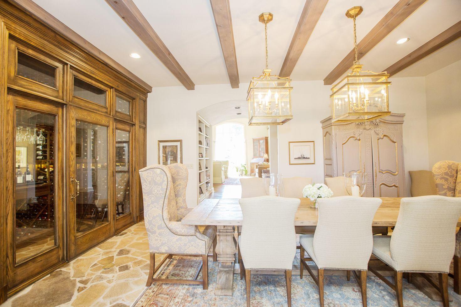 Distinctive design: Woody Crest home features fabulous floor plan ...