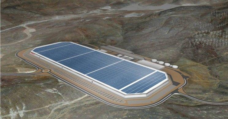 Tesla Solar Energy Output Twice The Power Used By All Its Cars Tesla Battery Tesla Powerwall Tesla Factory