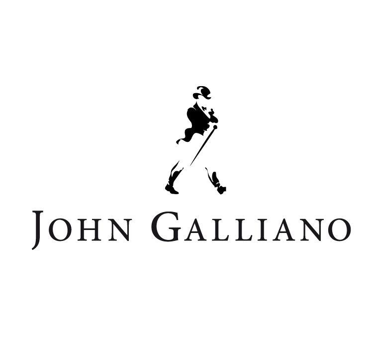 premium selection 91168 5be4a Mashup logo John Galliano Johnnie Walker Reworking fashion ...
