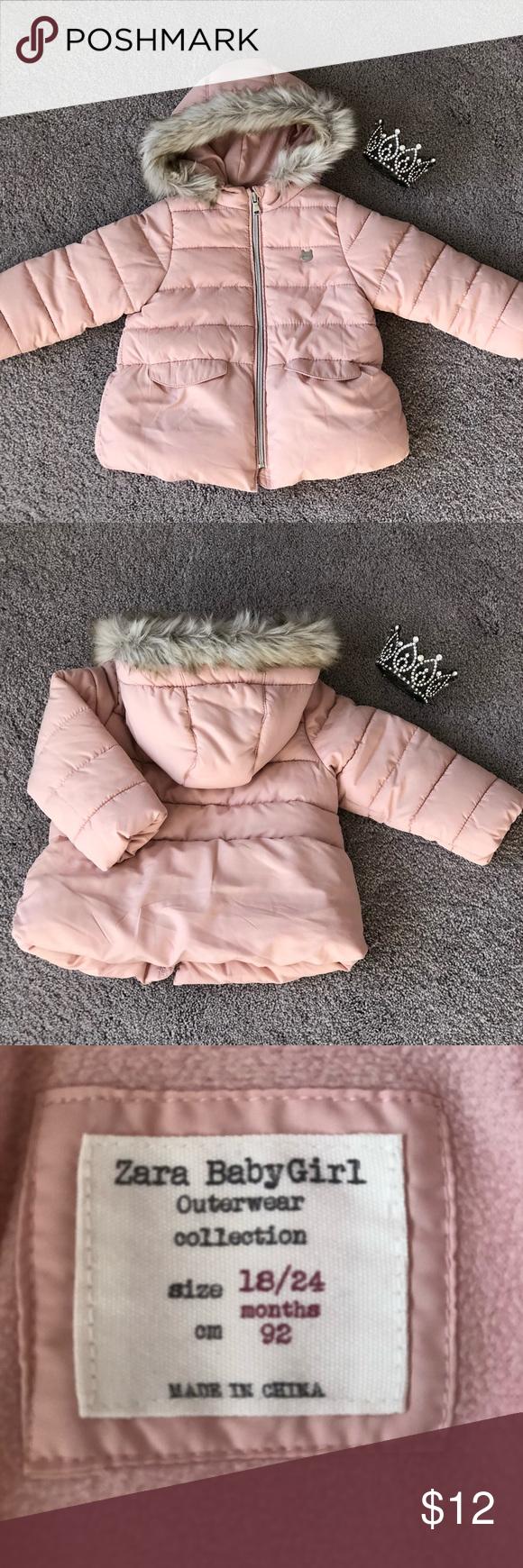 Zara quilted down puffer coat   Down puffer coat, Puffer ...
