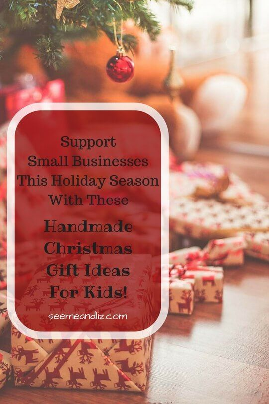 Small business christmas gift ideas