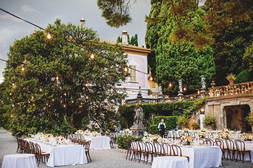 Villa Pizzo Wedding Lake Como In 2019 Italy Wedding