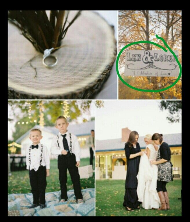 25 Unique Wedding Ideas To Get Inspire: Pin By Charlene Simms On Love