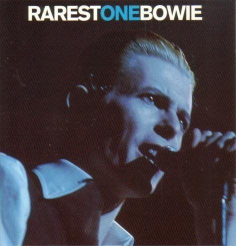 David Bowie : Rarest One Bowie CD (1995)