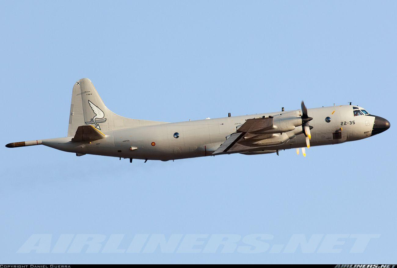 Lockheed P-3M Orion - Spain - Air Force