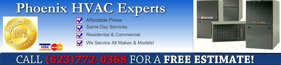 Best Phoenix Air conditioning repair and service company