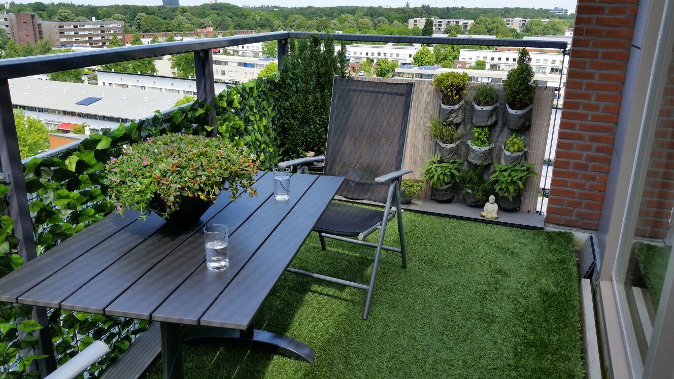 Gartentisch Kleiner Balkon Gartentisch 140 140x90cm Mit 4 Sta 1