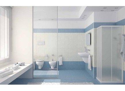 Bagno Grande ~ Come arredare un bagno grande i sanitari sospesi con scarico a