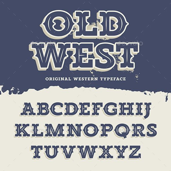 Old West Font Typography Fonts Lettering Fonts Typography Fonts Handwriting