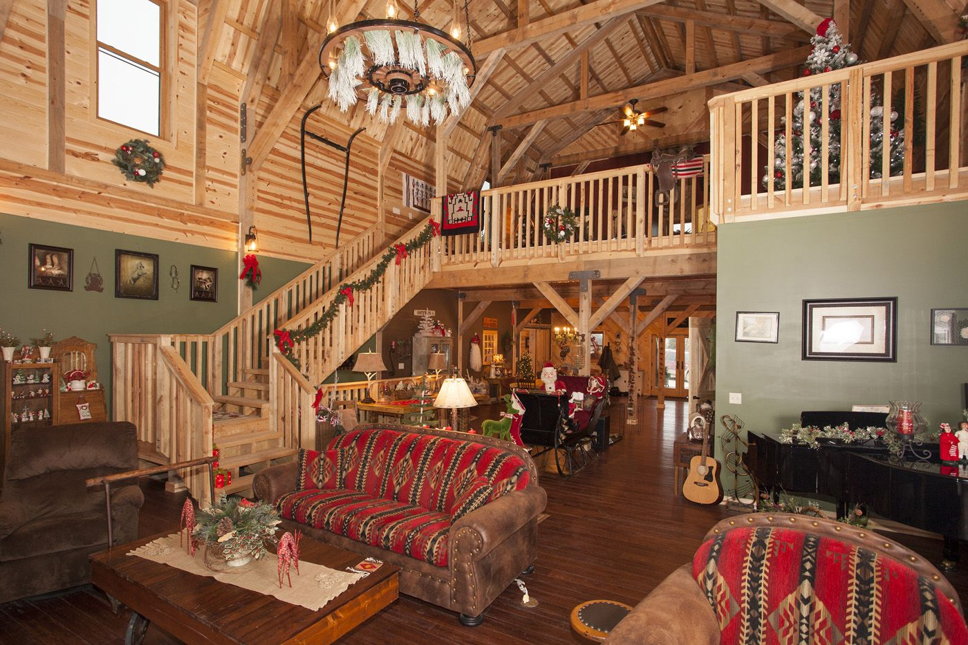 Pin By Stephanie Dillard On Dream Home Gambrel Barn