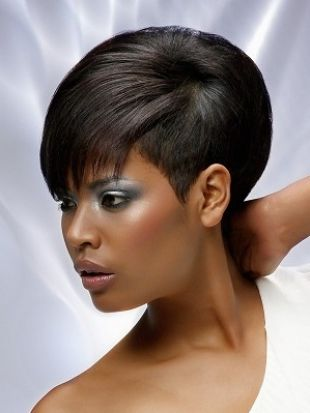 Black African American Short Hairstyles - Looking for ...