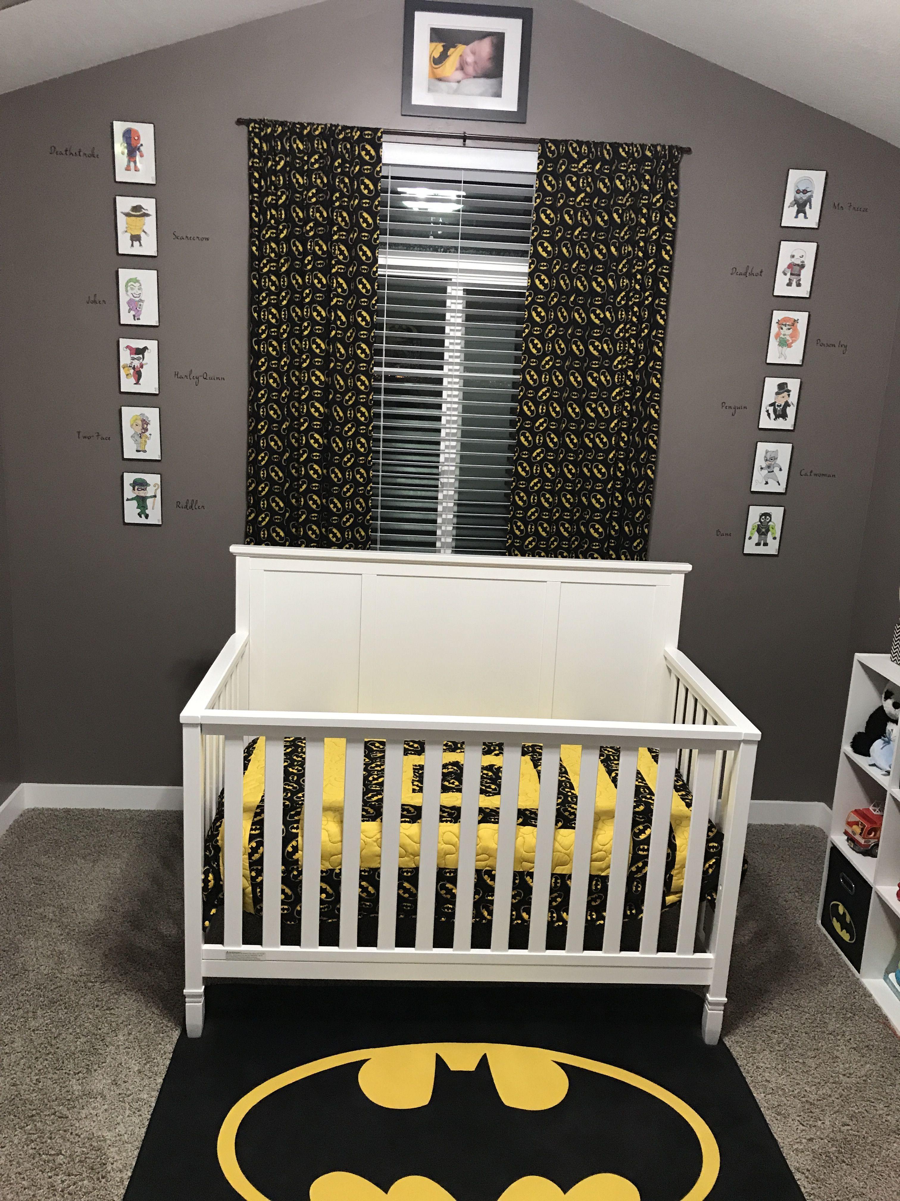 Batman Kinderzimmer ~ Pin von joshua petersen auf batman nursery pinterest