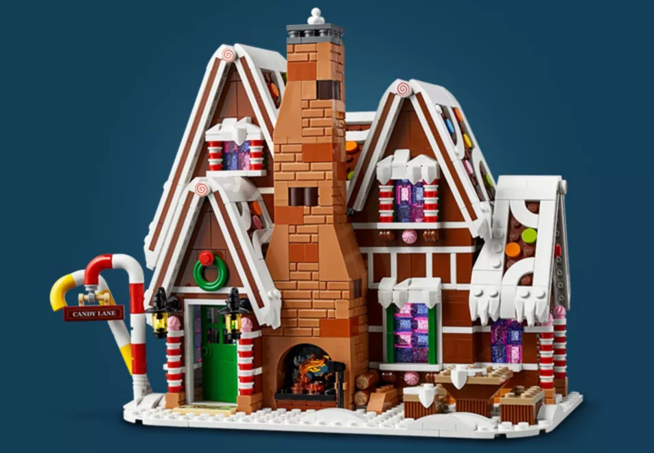Gingerbread House 10267 Creator Expert Buy online at