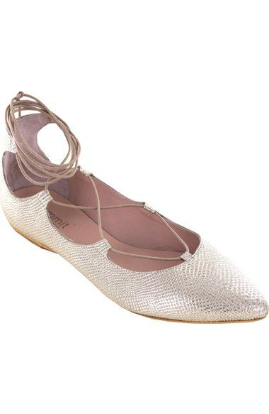 Summit 'Karena' Flat (Women) available at #Nordstrom