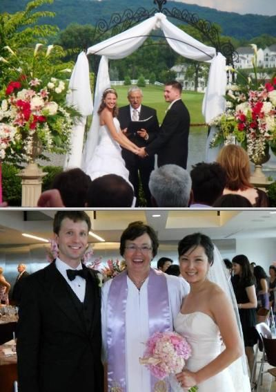 Say I Do Your Way Has A Team Of Experienced Wedding Officiants That Provides