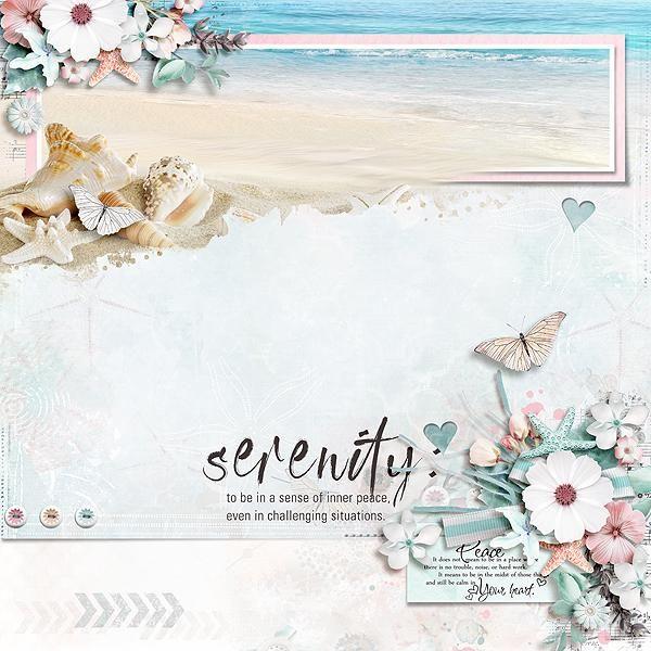 serenity. Digi Feeling Content